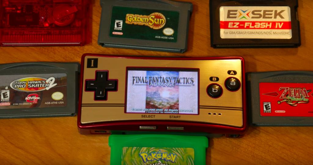 Game Boy Micro Worth It In 2019 Dan S Best Tech